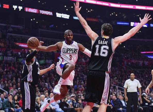 Chris Paul, tra i giocatori migliori di tutta la NBA