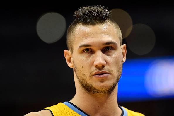 Danilo Gallinari, uno dei due giocatori italiani in NBA