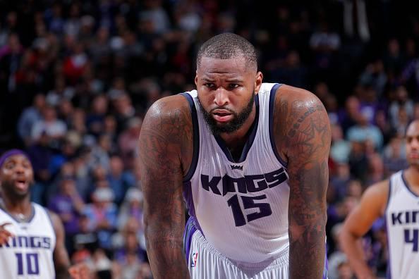 DeMarcus Cousins dei Sacramento Kings, tra i centri più decisivi della NBA