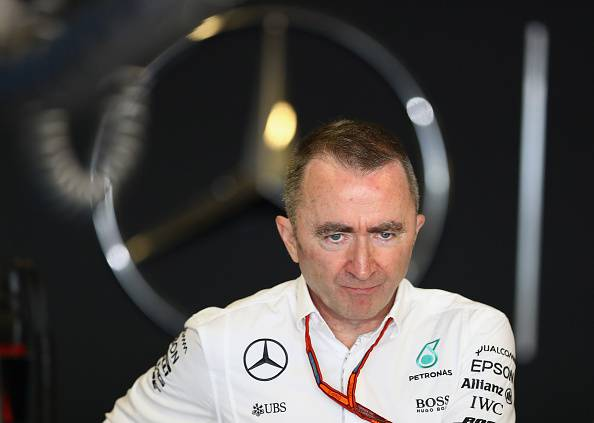 Paddy Lowe Mercedes