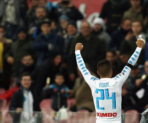 Serie A: Inter inesistente al San Paolo finisce 3-0 per il Napoli
