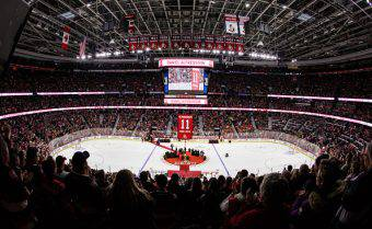 Detroit Red Wings v Ottawa Senators