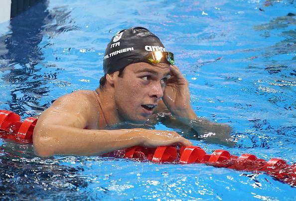 Gregorio Paltrinieri, protagonista ai mondiali di nuoto in vasca corta di Windsor 2016