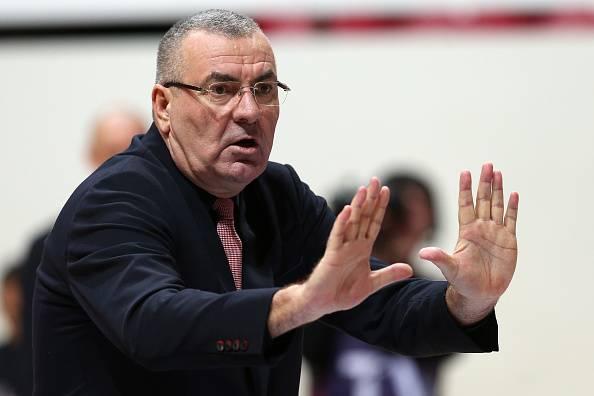 Jasmin Repesa, allenatore dell'EA7 Milano, squadra protagonista in Eurolega