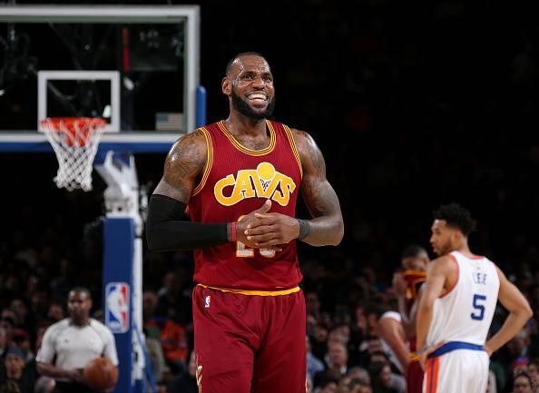 Lebron James, tre volte campione NBA