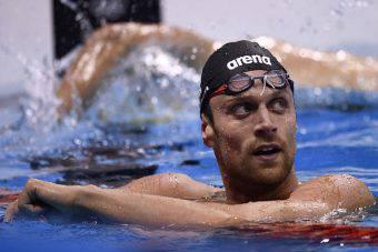 Luca Dotto, tra i protagonisti del Mondiale di Nuoto di Windsor 2016