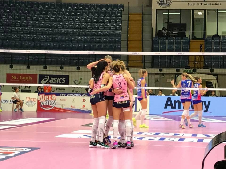 Lega Volley Femminile, Pomì ritorna in vetta. Novara perde terreno
