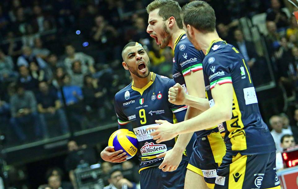 Volley M, Coppe Europee: sconfitta indolore per Modena