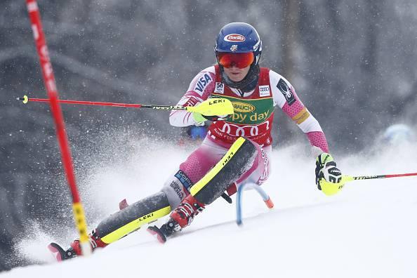 Mikaela Shiffrin52ma vittoria in coppa del mondo