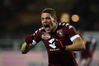 Andrea Belotti Torino Milan
