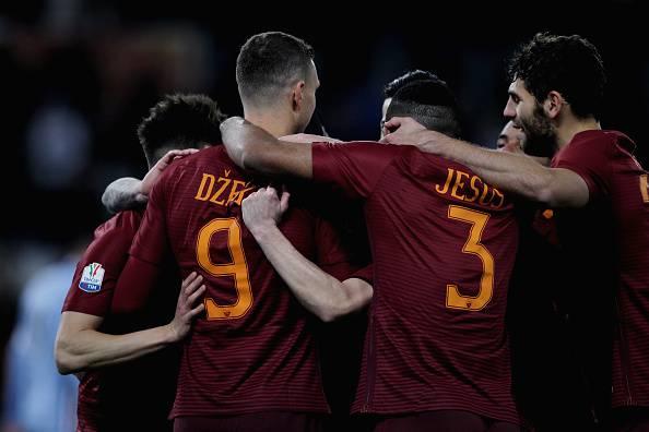 Roma Sampdoria Coppa Italia