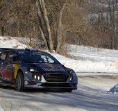 Sebastien Ogier Rally Montecarlo