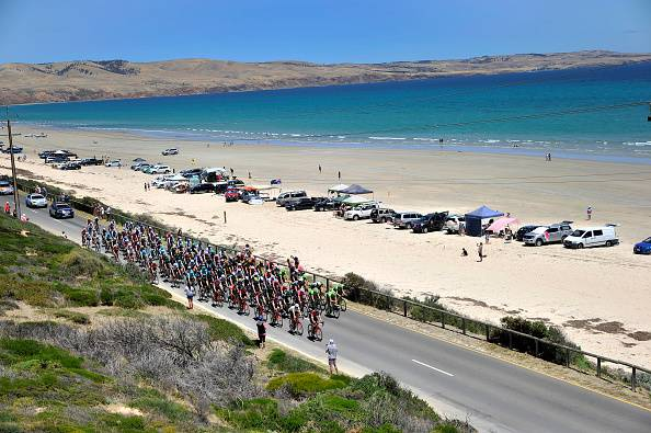 Tour Down Under 2017, preview 6^ tappa: Adelaide – Adelaide (90 km)