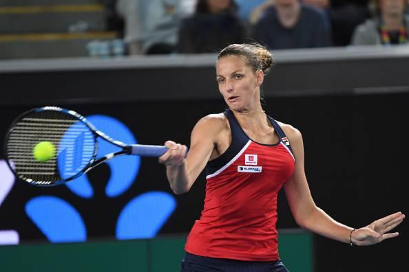 Karolina Pliskova Australian Open