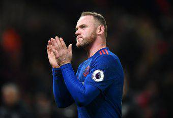 Wayne Rooney Cina Super League
