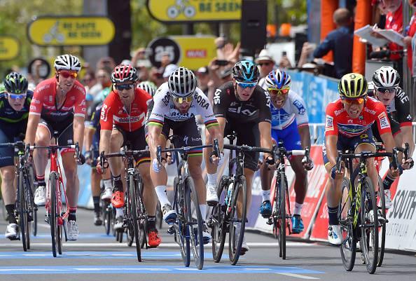 Tour Down Under 2017, 6^ tappa: Porte conquista la generale. Spettacolo Ewan
