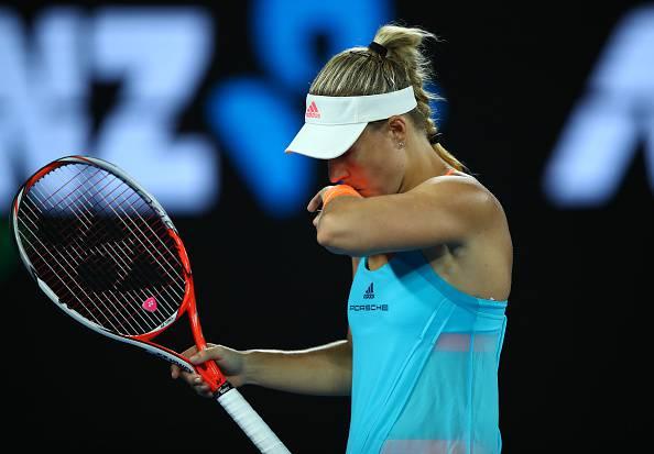 Kerber Vandeweghe Australian Open 2017