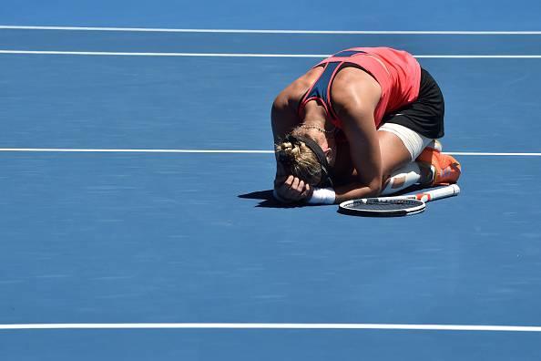 Mirjana Lucic-Baroni Australian Open 2017