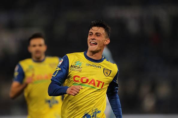 Roberto Inglese Lazio Chievo