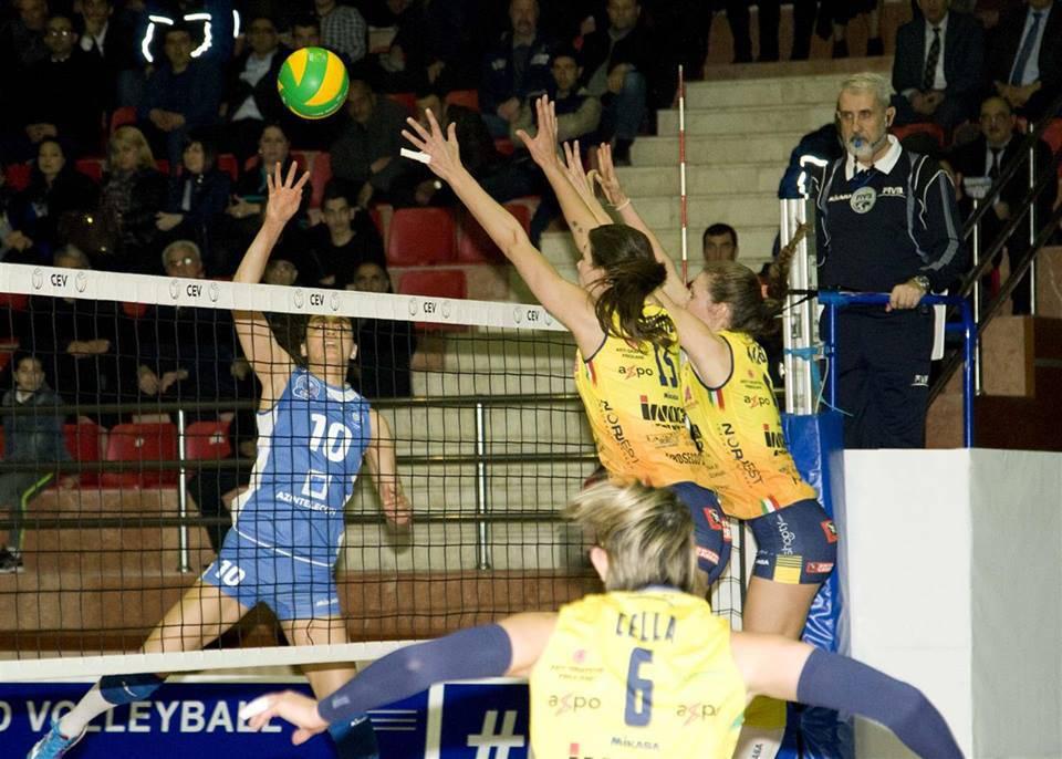 Volley, Coppe Europee: facile Conegliano a Baku. Stasera tocca a Modena