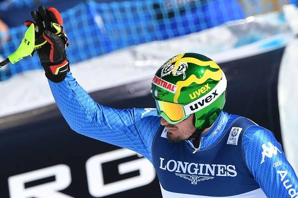 Dominik Paris sul podio anche in SuperG a Kitzbuehel