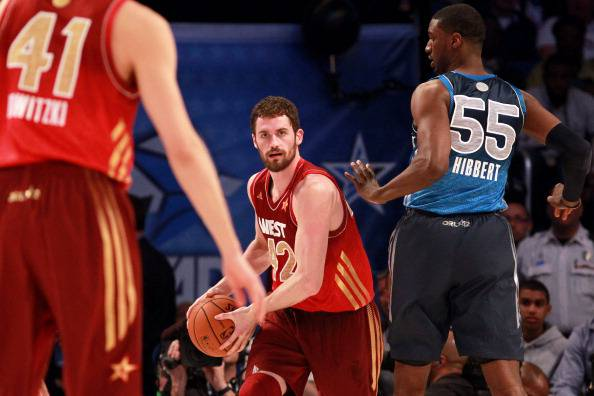 Kevin Love All Star Game