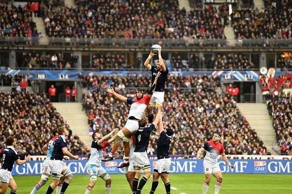 Rugby 6 Nazioni 2017 Francia Scozia