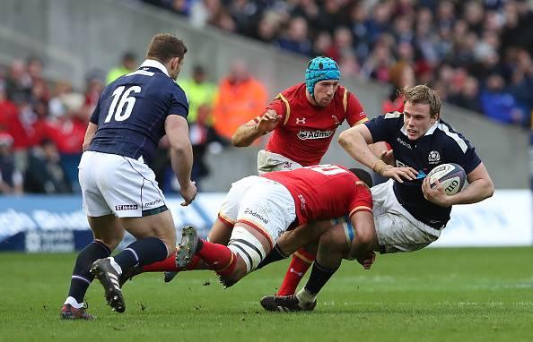 rugby 6 nazioni scozia galles
