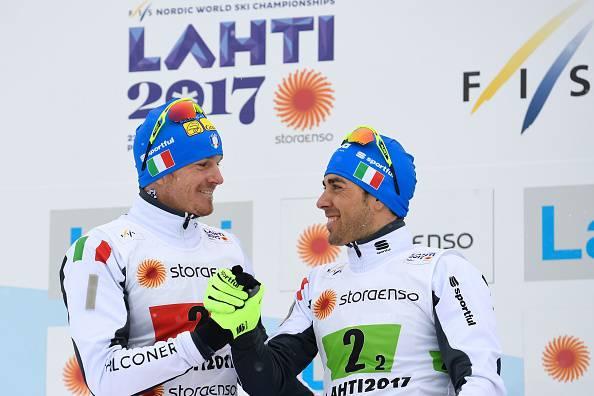 Dietmar Noeckler e Federico Pellegrino