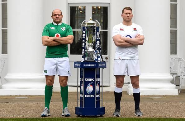 RBS 6 Nazioni, Irlanda – Inghilterra: formazioni e precedenti