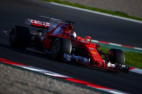 """Test Barcellona, Vettel: """"La macchina è affidabile ma…"""""""