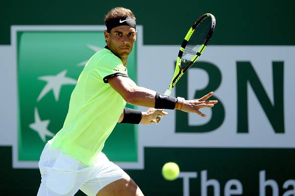 Rafael Nadal indian wells