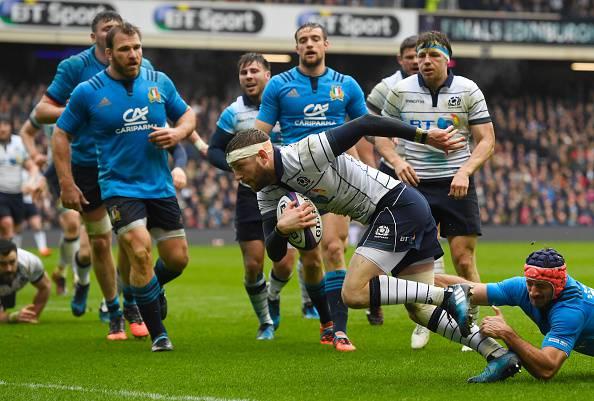 Rugby 6 Nazioni: partita a senso unico in Scozia, Italia sconfitta 29 a 0