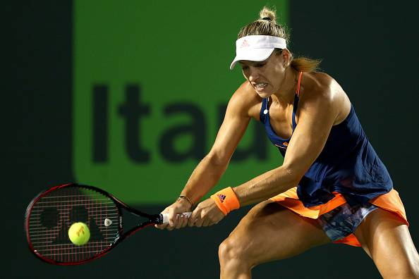 Angelique Kerber WTA Miami