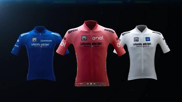 Giro d'Italia 2017, tutte le maglie: le classifiche