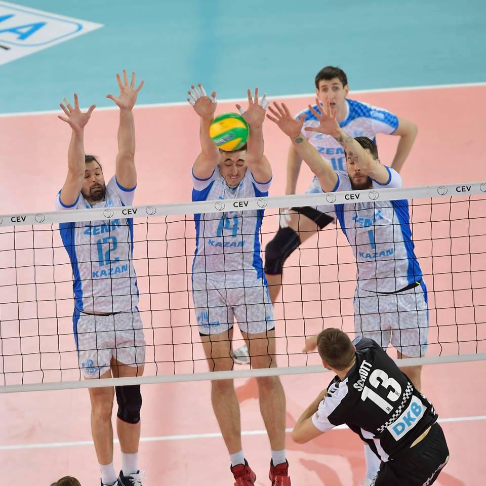 Volley, Champions League M: Perugia vince il derby. Sarà finale con il Kazan