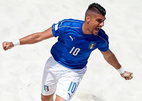 Beach soccer, UFFICIALE: Italia ai quarti nel Mondiale di Nassau