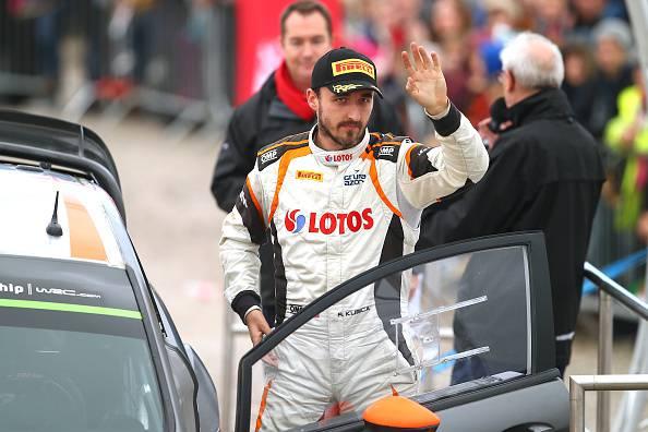 Kubica a Valencia con la Renault E20