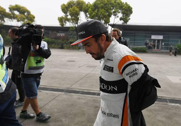 Fernando Alonso Indianapolis Montecarlo