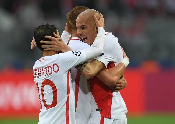Borussia Dortmund Monaco Champions League
