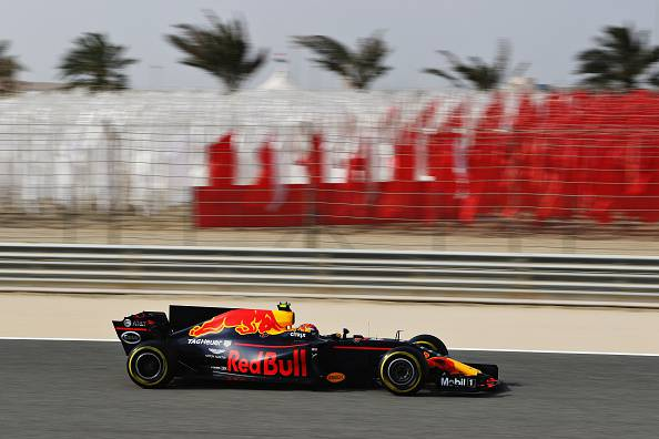 Max Verstappen GP Bahrain