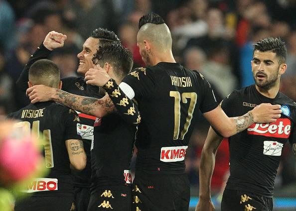 Serie A, il Napoli si sblocca nella ripresa: 3-0 all'Udinese e Roma avvicinata
