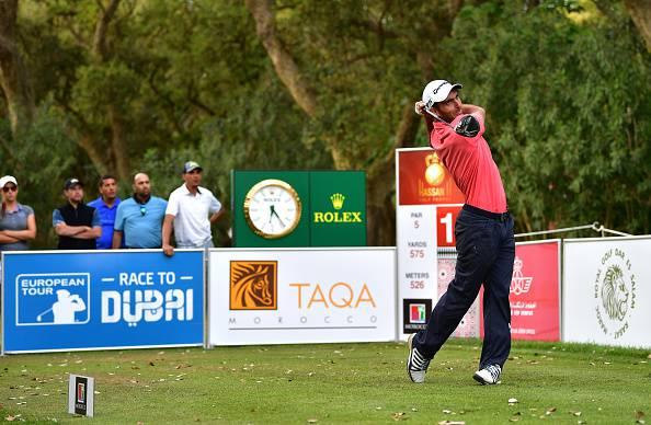 Golf: Trophee Hassan II,vince D.Molinari