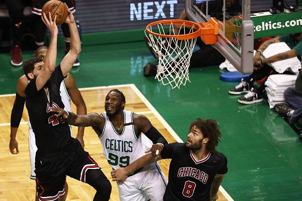 Playoff nba celtics bulls