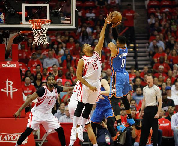 Playoff NBA: tutto facile per i Warriors, a Oklahoma non bastano 51 punti di Westbrook