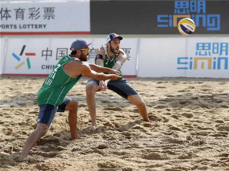 Beach Volley, UFFICIALE: Italia in finale, ecco il programma