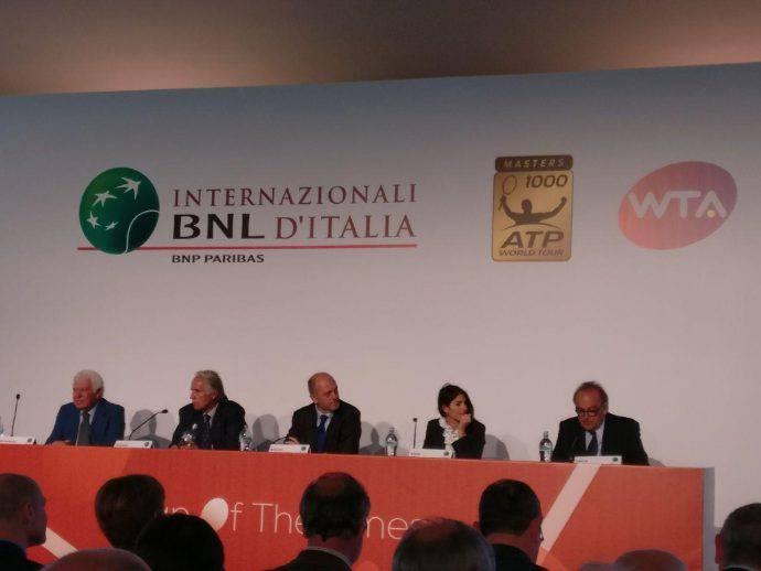 Presentazione internazionali d'italia 2017