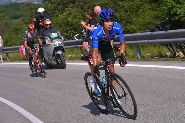 Giro d'Italia 2017, Landa si sblocca. Dumoulin cede a Piancavallo