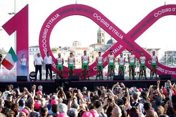 Bardiani-CSF, che botta! Pirazzi e Ruffoni positivi alla vigilia del Giro