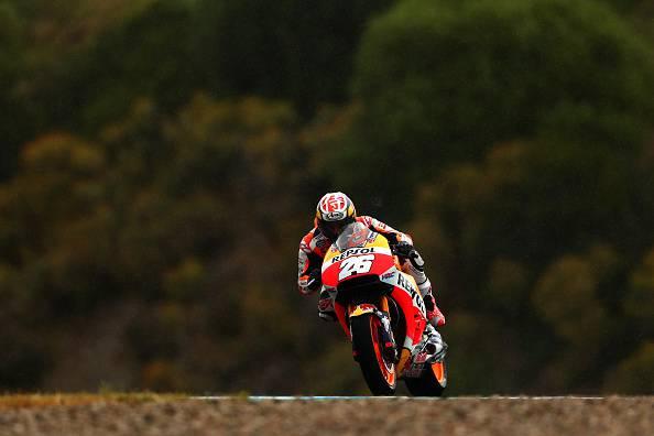 MotoGp, test a Jerez. Dovizioso: